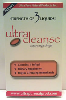 Ultra Cleanse Softgel Capsule